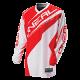 O'neal ELEMENT Jersey RACEWEAR white/red