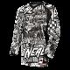 O'neal Element Jersey WILD black/white