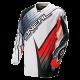 O'neal HARDWEAR Jersey RACE FLOW white/black/red
