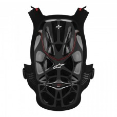 Alpinestars A-8 Body Light Protector Guard Chest Nero