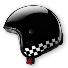Caberg Jet Freeride Indy Black/White