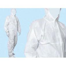 Tuta di Protezione con Cappuccio 30g/mq UNI EN ISO 13688 - DPI di categoria I – CE